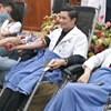 Ngày hội hiến máu tình nguyện - Bệnh viện Phụ Sản Hà Nội