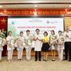 Hội nghị tổng kết vệ sinh tay 2019 và lễ phát động thi đua chương trình vệ sinh tay năm 2020