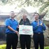 Bệnh viện Phụ Sản Hà Nội tổ chức trao tặng kinh phí xây dựng 03 căn nhà tình nghĩa tại Thái Nguyên.