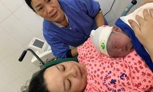 Những công dân đầu tiên 2020 chào đời tại Bệnh viện Phụ Sản Hà Nội năm 2020