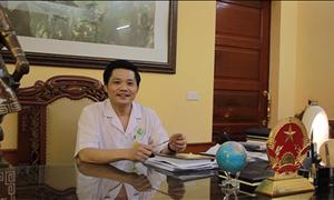 TTND-PGS-TS - BS. Nguyễn Duy Ánh : Người ghi dấu thời gian