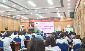Ngày hội Cải tiến chất lượng và Lễ trao giải cuộc thi đề án cải tiến chất lượng năm 2020.