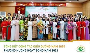Tổng kết công tác Điều dưỡng năm 2020