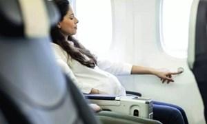Mang thai 3 tháng đầu đi máy bay có ảnh hưởng tới thai nhi không?