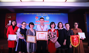 Hội thao Kỹ thuật sáng tạo tuổi trẻ ngành Y tế khu vực Hà Nội năm 2019
