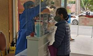 Khám chữa bệnh an toàn tại Bệnh viện Phụ Sản Hà Nội trong mùa dịch