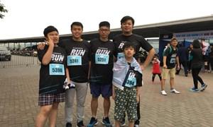 Tổ chức giải chạy