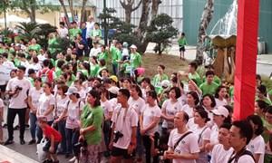 Giải chạy gây quỹ chăm sóc trẻ sơ sinh Việt Nam