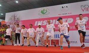 Hành trình chạy sông Hồng: Giải chạy từ thiện vì sự sống của trẻ sơ sinh Việt Nam