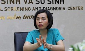 Kỹ thuật truyền ối: Tăng cơ hội cứu sống thai nhi từ trong bụng mẹ