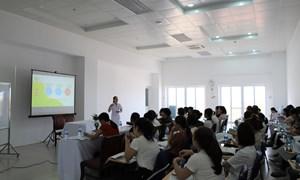Nâng cao chất lượng chỉ đạo tuyến, hỗ trợ Bệnh viện sản nhi Bắc Giang phát triển.