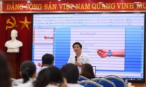 Hội thảo Reliefband tại Bệnh viện Phụ sản Hà Nội