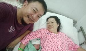 Mẹ HN 8 năm sinh mổ liên tiếp 5 lần, ai biết cũng phải thốt lên: