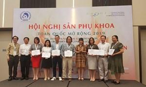 Hội nghị khoa học sản phụ khoa toàn quốc mở rộng năm 2019