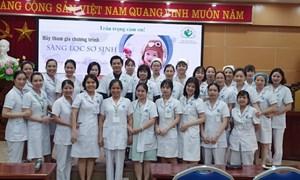 Tổng kết khóa đào tạo tư vấn sàng lọc sơ sinh và kỹ thuật sàng lọc tim bẩm sinh