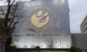 Bệnh viện Phụ Sản Hà Nội: Chú trọng trong công tác quản lý chất thải y tế