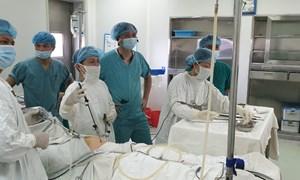 Tập huấn, đào tạo chuyển giao kỹ thuật mổ nội soi vô sinh tại Bệnh viện Sản Nhi Bắc Giang