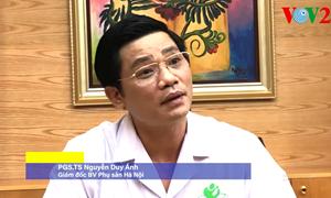 Bệnh viện Phụ sản Hà Nội giữ thai thành công một ca vỡ tử cung hiếm gặp trên thế giới