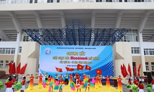 Quận Ba Đình phát động giải chạy báo Hà Nội mới mở rộng lần thứ 46