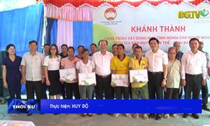 Bệnh viện Phụ Sản Hà Nội trao nhà tình nghĩa cho các hộ nghèo huyện Yên Thế - tỉnh Bắc Giang
