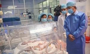 Bệnh viện Phụ sản Hà Nội: 40 năm bứt phá thành 'tuyến đầu đàn' về Sản phụ khoa