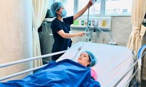Kích hoạt báo động đỏ toàn viện cứu thai phụ bị tai nạn giao thông nghiêm trọng
