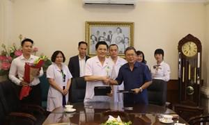 Bệnh viện Phụ Sản Hà Nội hỗ trợ chuyên môn cho Bệnh viện Hỗ trợ sinh sản và Nam học Đức Phúc