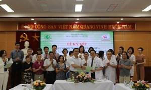 Bệnh viện Tim Hà Nội và Bệnh viện Phụ Sản Hà Nội ký kết hợp tác, hỗ trợ chuyên môn