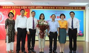 Cán bộ nhân viên Bệnh viện Phụ Sản Hà Nội  mong muốn được sẻ chia, nhân rộng tình nhân ái.