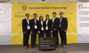 HOGH - ESG2019 - Hội nghị sản phụ khoa châu Âu năm 2019