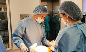 Những bước tiến vững vàng về y học bào thai của bác sĩ Bệnh viện Phụ Sản Hà Nội