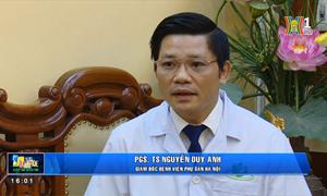 Bệnh viện Phụ sản Hà Nội thành công với phương pháp chữa bệnh cho bào thai