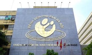 Bệnh viện Phụ sản Hà Nội: Đi đầu trong công tác khám chữa bệnh, xứng đáng trở thành đơn vị Anh hùng lao động!