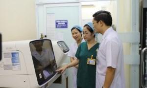 Thầy thuốc nhân dân - PGS.TS.BS. Nguyễn Duy Ánh được vinh danh