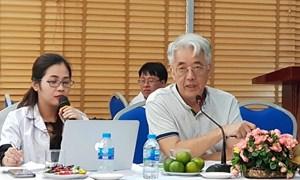 GS Bùi Thế Hùng thăm và làm việc với Bệnh viện Phụ Sản Hà Nội