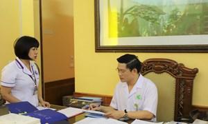 PGS.TS Nguyễn Duy Ánh: Cống hiến tâm sức và trí tuệ phục vụ nhân dân