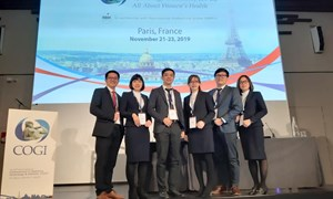 Hội nghị Thế Giới về các vấn đề bàn cãi trong Sản phụ khoa và Vô sinh - COGI Pháp 2019