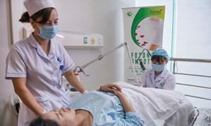 Thu hẹp âm đạo và điều trị són tiểu bằng laser
