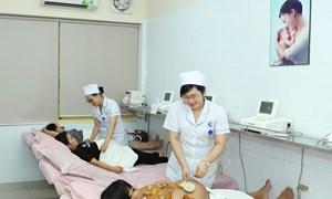 Bảo đảm các phương tiện chống rét cho người bệnh