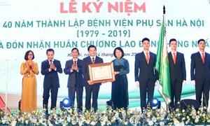 Bệnh viện Phụ sản Hà Nội: Bứt phá, phát triển mạnh mẽ thành tuyến đầu sản phụ khoa Việt Nam
