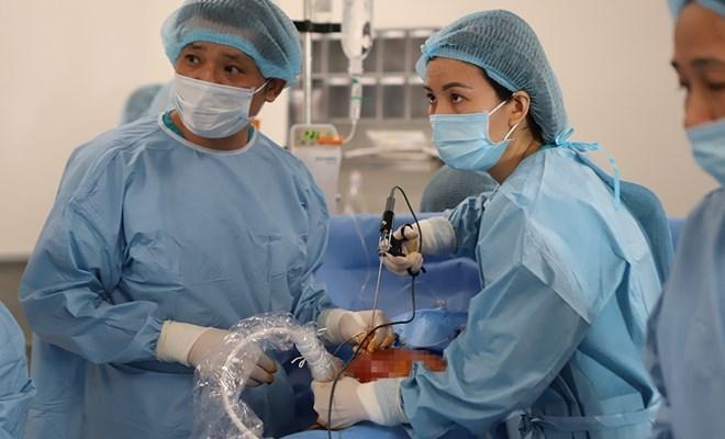 Bệnh viện Phụ sản Hà Nội - 40 năm xây dựng và phát triển