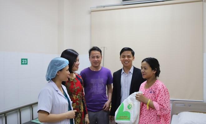 Trực 30 tết ở Bệnh viện Phụ Sản Hà Nội