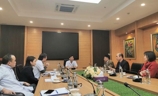 Đào tạo nguồn nhân lực chuyển giao công nghệ cho Bệnh viện đa khoa Bắc Ninh