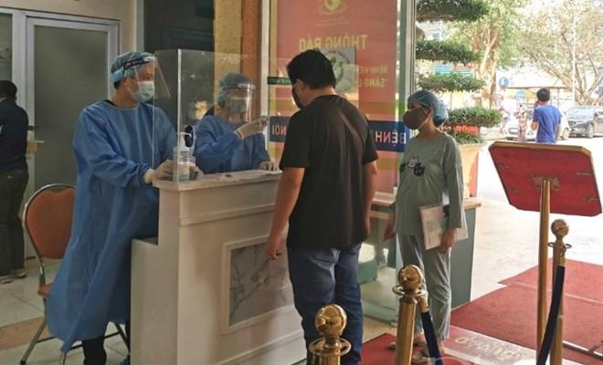 Sau sự việc liên quan đến BN 243, hoạt động khám chữa bệnh tại BV Phụ sản Hà Nội ra sao?