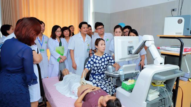 Đẩy mạnh nghiên cứu khoa học và hợp tác quốc tế tại Bệnh viện Phụ Sản Hà Nội
