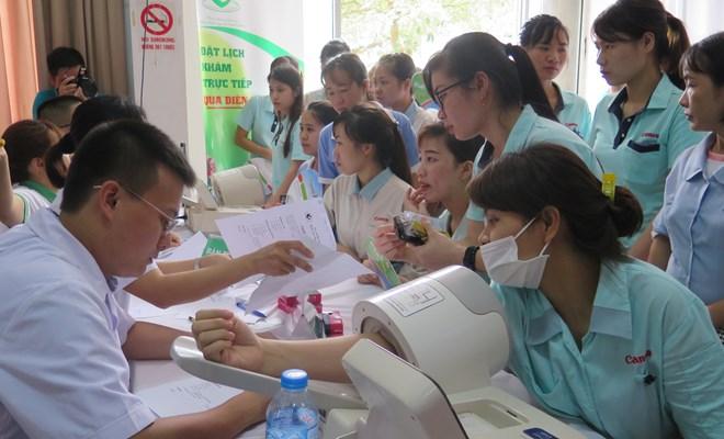 LĐLĐ TP. Hà Nội tưng bừng phát động Tháng công nhân 2019 và đợt thi đua cao điểm chào mừng 90 năm ngày thành lập CĐ Việt Nam