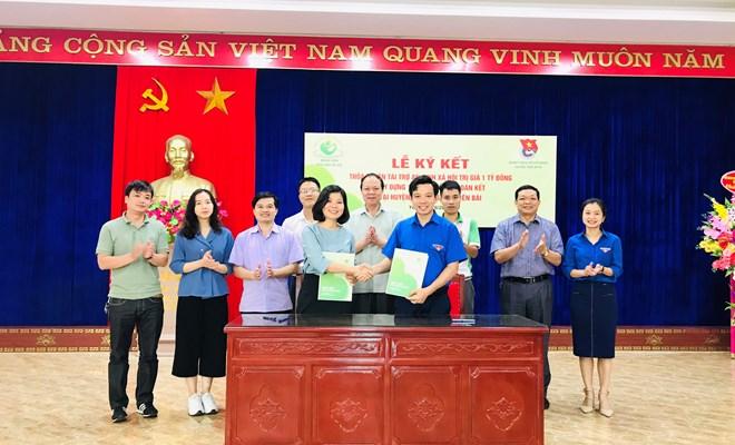 Tiếp tục hành trình Lan tỏa những nghĩa cử cao đẹp 2020 - huyện Yên Bình tỉnh Yên Bái