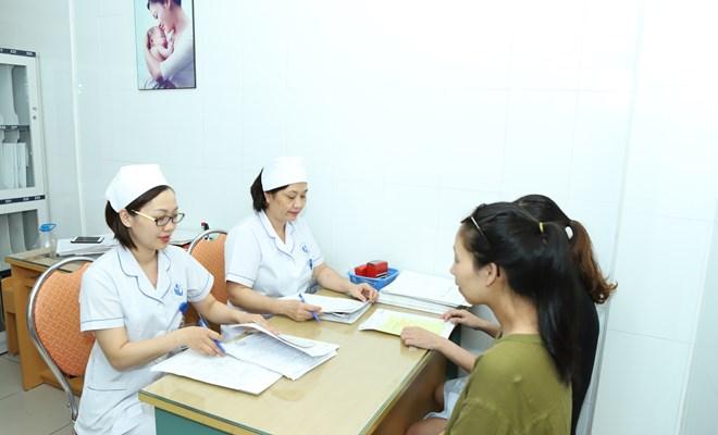 Hướng dẫn lập hồ sơ chuẩn bị đẻ (hồ sơ sinh) tại Bệnh viện Phụ Sản Hà Nội