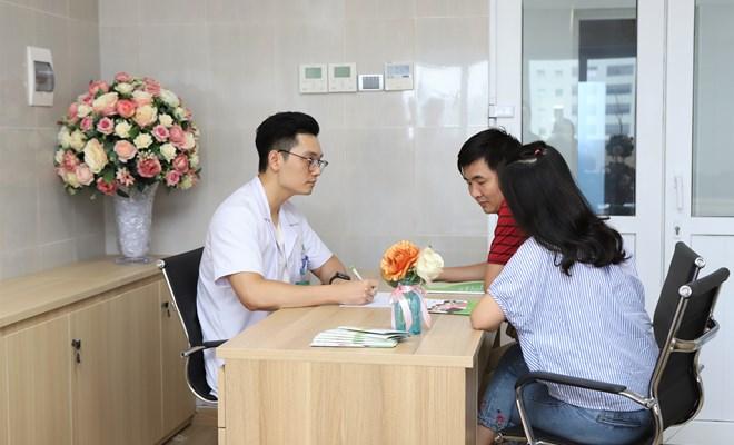 Miễn phí khám tiền hôn nhân tại Bệnh viện phụ sản Hà Nội