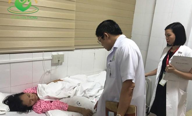 Bệnh viện công đầu tiên của Việt Nam thực hiện kỹ thuật can thiệp bào thai